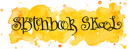 Sketchbook Skool - Session Two!!