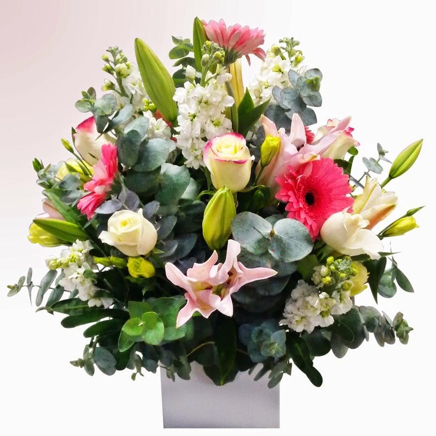 Flowers Arrangements Many Flowers