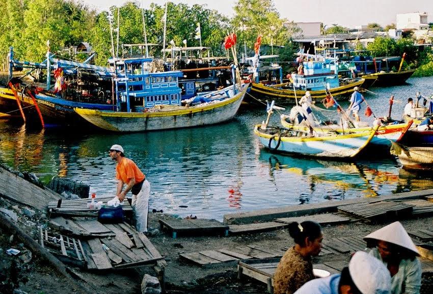 En Phanh Thiet, Vietnam