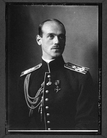 Wielki Książę Rosji Michaił Aleksandrowicz Romanow