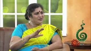 Virundhinar Pakkam – Sun TV Show 11-03-2014 Shiny Wilson | athlete