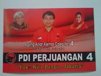 Bp Agung Astari Kiemas Caleg DPRD