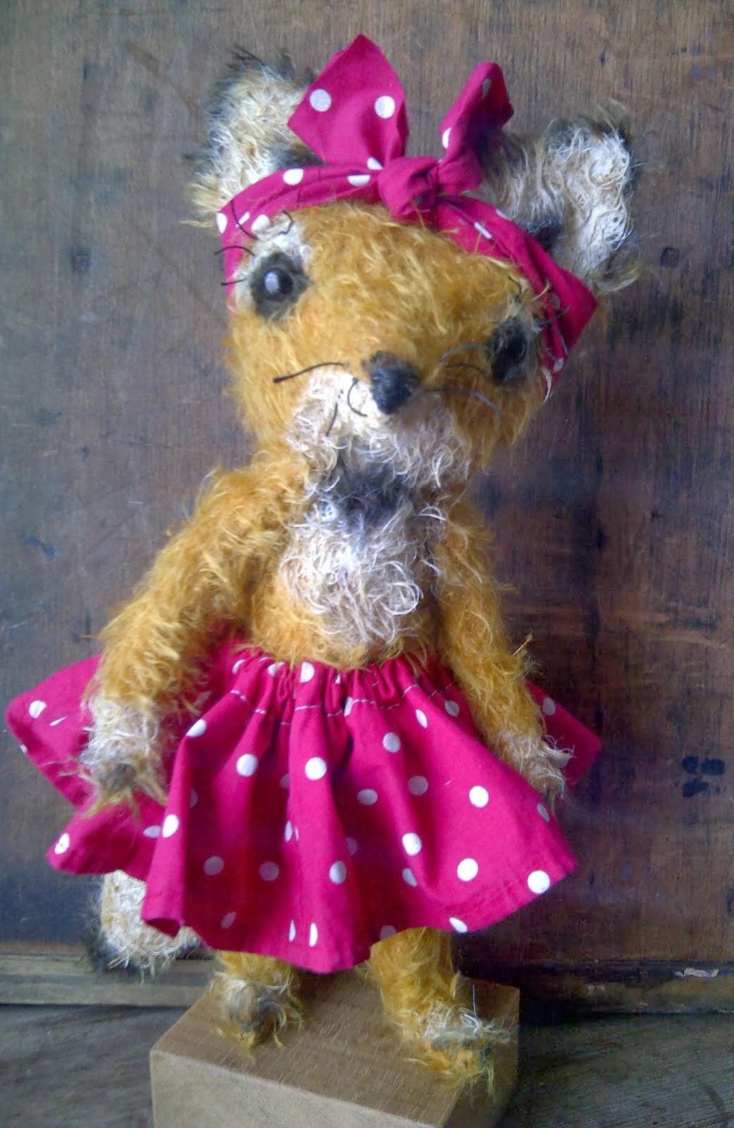 Foxy Lady....