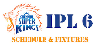 Chennai-Super-Kings-IPL-6-2013-Schedule-and-Fixtures