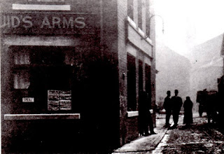 Druids Arms Back Spring Gardens Bolton pictured in 1908