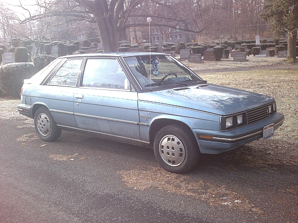 1985 Renault with 23,000 original miles. I sold this car a few years back