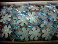 FANCY COOKIES - BUNGA BIRU