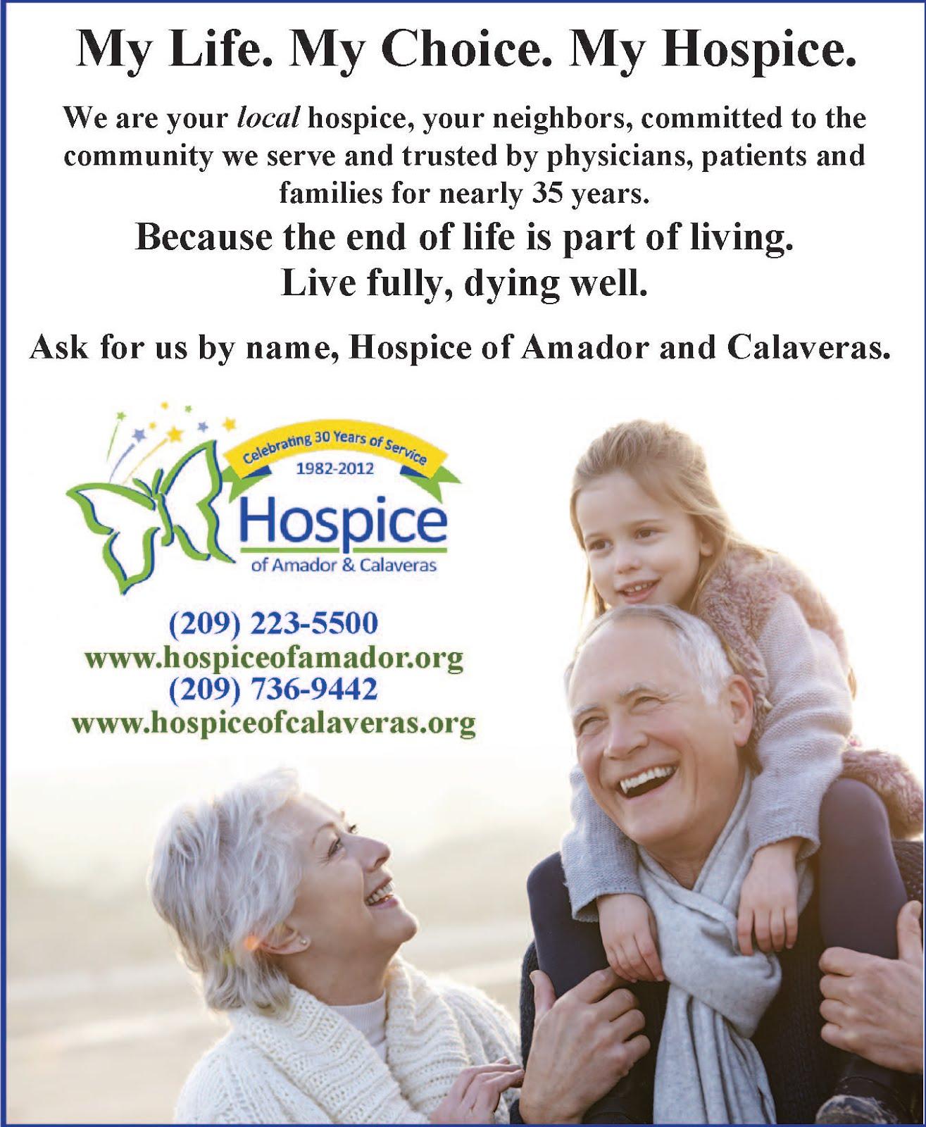 Hospice of Amador & Calaveras