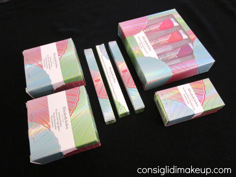 Review: Sunkissed Pearls Color, Collezione Primavera 2015 - Elizabeth Arden