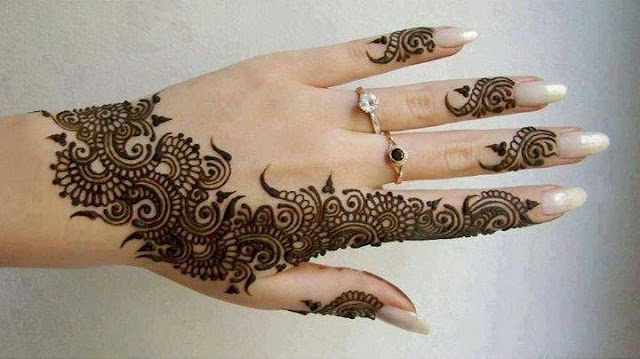 Mehndi Designs For Hands Ebook Free Download : Bridal mehndi designs eid arabic for hands