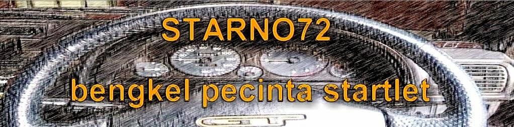 Starno72 - Bengkel Pecinta Starlet