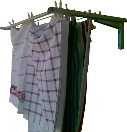 Katlanabilir Çamaşır Kurutmalığı