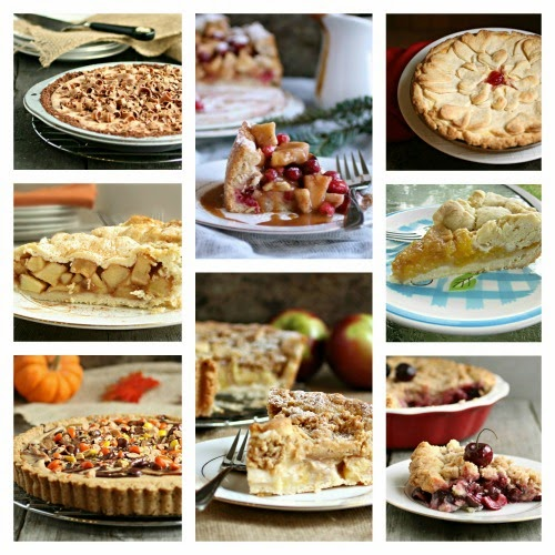 A Whole Lotta Pie!