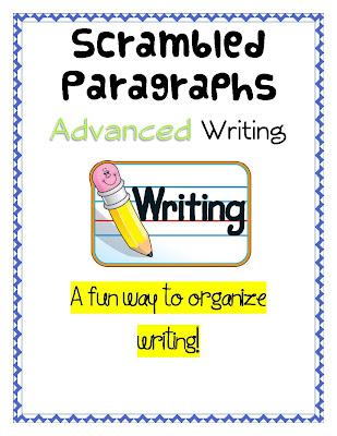 scrambled paragraph activities 3 intermediate writing scrambled ...