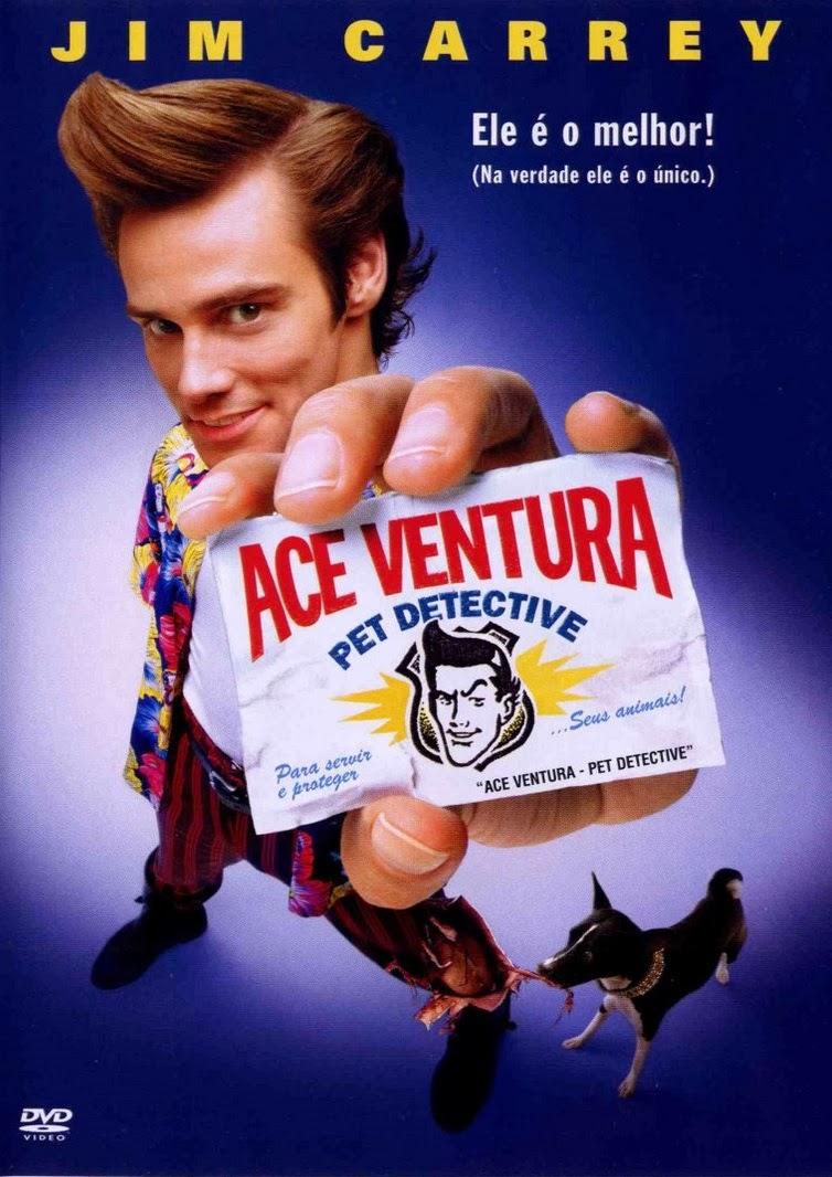 Ace Ventura: Um Detetive Diferente – Dublado (1994)