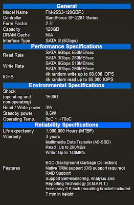 Spesifikasi SSD G.skill Phoenix, SSD tercepat, SSD terbaru