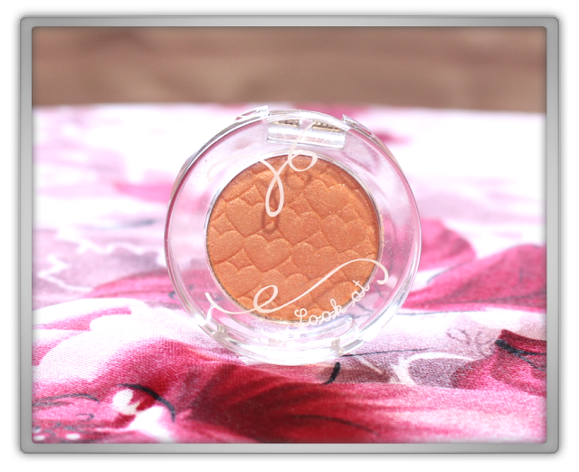 Jolse Order Etude House Clearance sale Haul Review 2015 beauty blogger Etude House Look At My Eyes New Eye Shadow OR203
