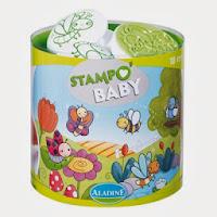 Stampo baby- Jardin