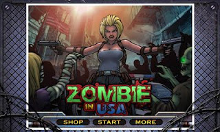 Screenshots of the Kill Zombies Now for Android tablet, phone.