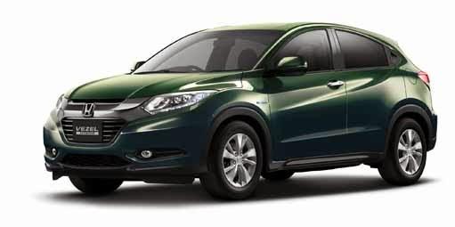 H Honda αποκαλύπτει το νέο Urban SUV