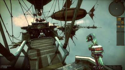 Guns of Icarus Online превью