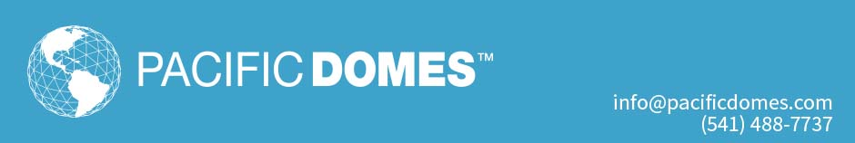 Shelter Domes - Dome Homes by Pacific Domes