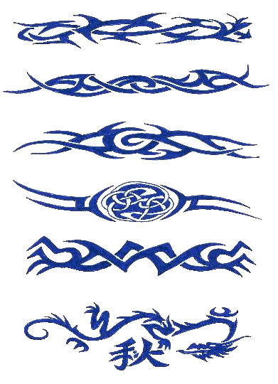 Henna Tattoo Tribal Designs Dragon