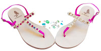 Personalizzazione sandali