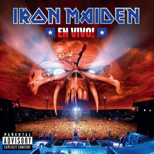 Iron Maiden – En Vivo 2012