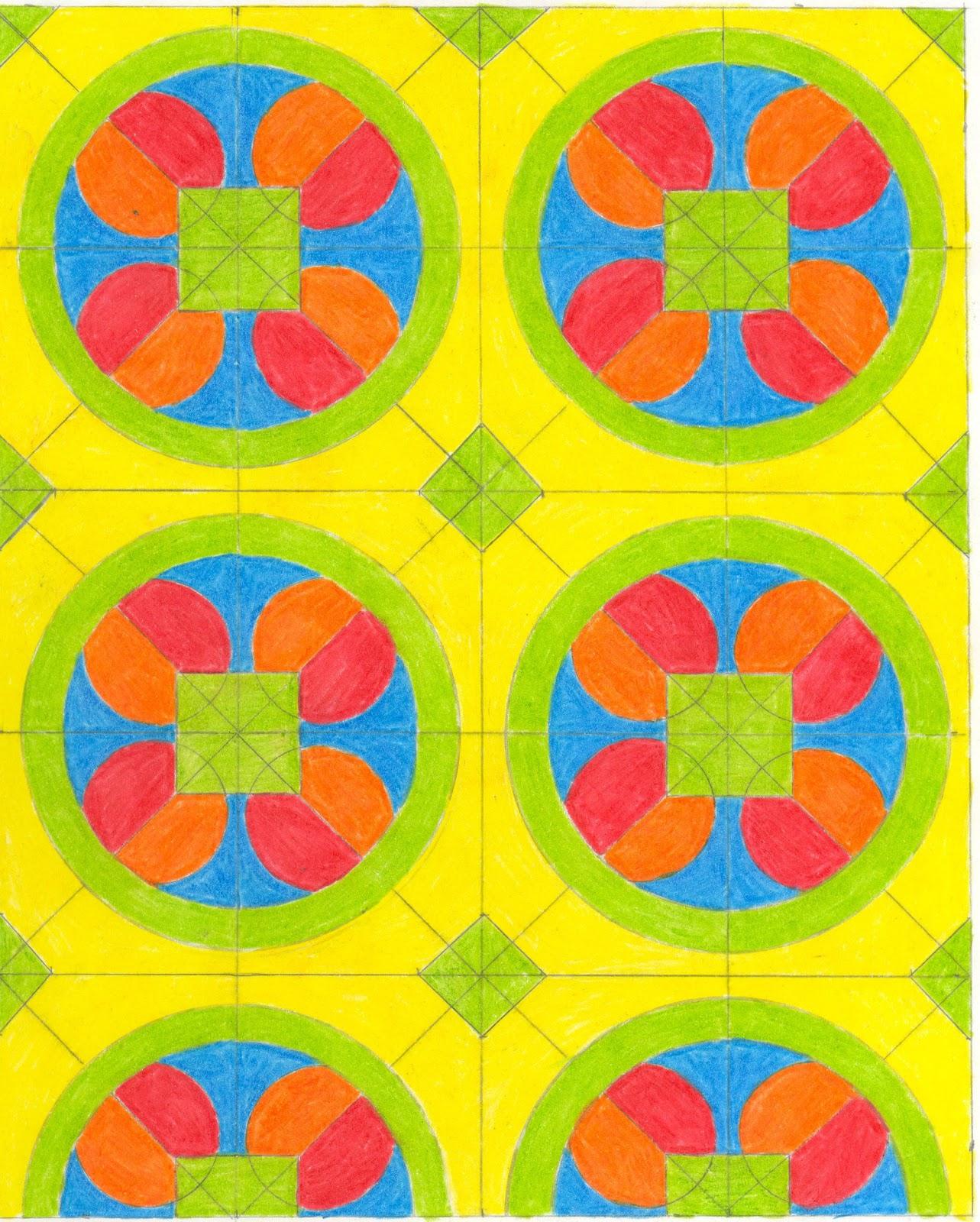 mostramos aqu dos ejemplos de diseos modulares variando un mismo mdulo en su orientacin para generar dos dieseos diferentes