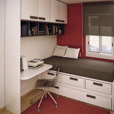 Hogar diez habitaciones juveniles for Habitaciones juveniles barcelona