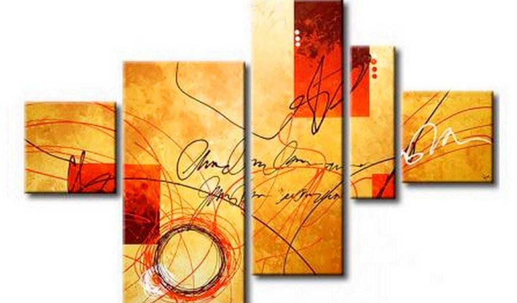 Cuadros pinturas oleos abstracto minimalista for Cuadros minimalistas