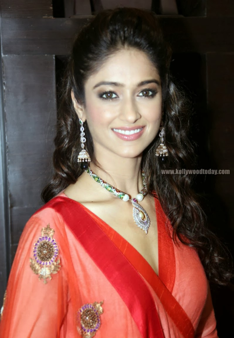 Ileana In Devadasu In telugu with devadasu.