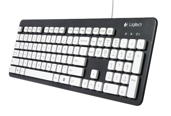 Keyboard Logitech K310 yang bisa dicuci