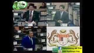 Aduii Berpeluh Shahidan nak jawab pasal isteri Perdana Menteri