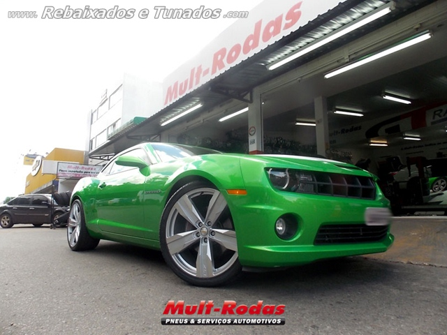 Camaro modificado