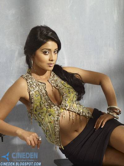 Shriya Saran to Appear in the Buff?
