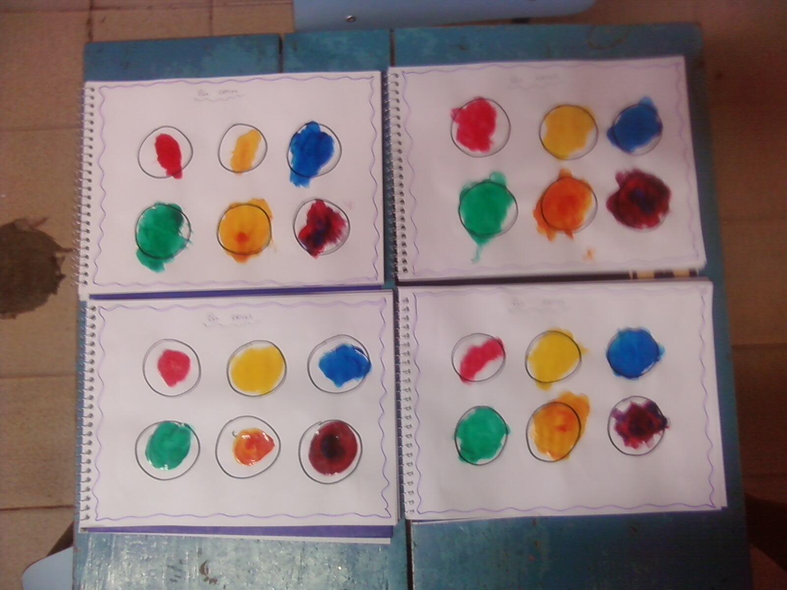 Populares Menina Arteir@: Projeto Bom dia todas as cores IT42