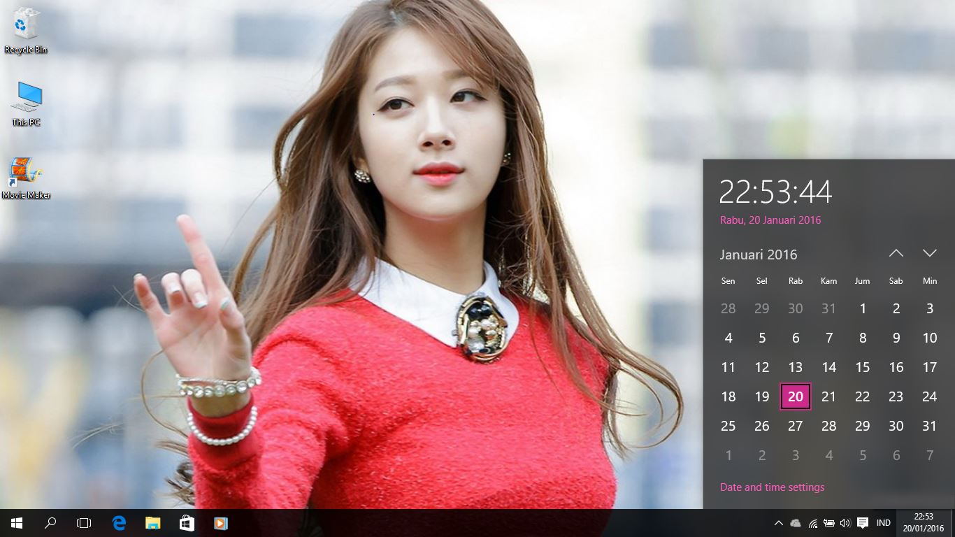 korean girls theme for windows 7 8 8 1 and 10   save themes