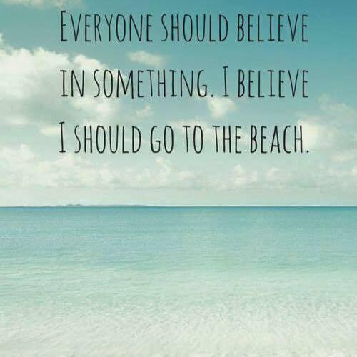 Beach my favorite place essay