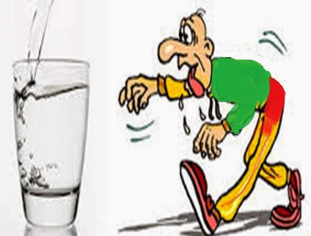 Manfaat SUSU HAJI SEHAT bagi yg Dehidrasi