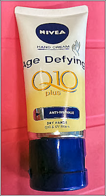 Nivea Age Defying Q10 Plus Hand Cream
