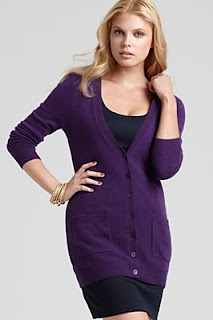 C by Bloomingdale's Cashmere Grandfather V-Neck Cardigan