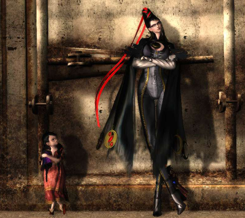 Bayonetta HD & Widescreen Wallpaper 0.979524589838163