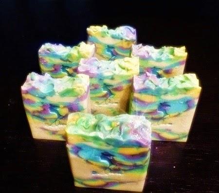 soap swirl, handmade soap, diva soap, natural soap, priroden sapun