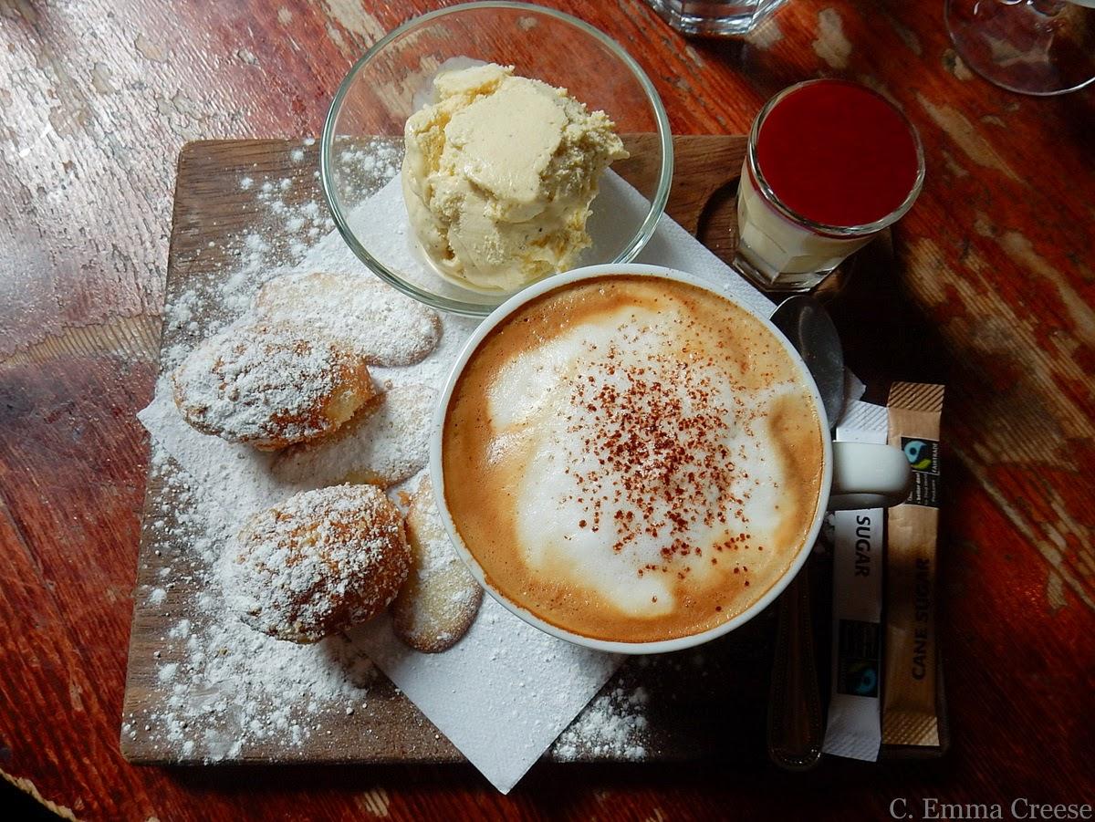 French Cafe Gourmand New York