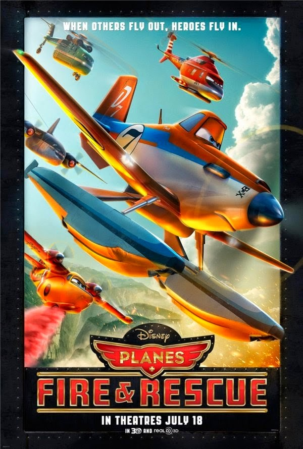 Download Film Planes Fire and Rescue (2014)