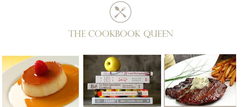 Cooking with The Cookbook Queen