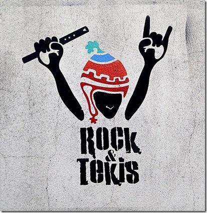 Los Tekis - Rock & Tekis (2012)