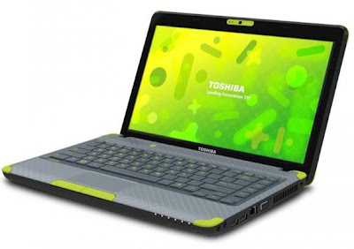 new Toshiba Satellite L735D